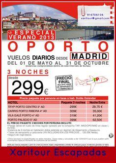 #escapadas #oporto #turismo #viajes