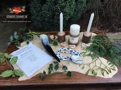 Information about Viking wedding and handfasting ceremonies from an alternative wedding celebrant