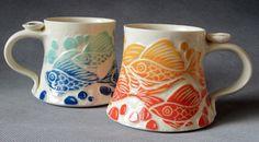 the modern pottery studio — ceramicchallenge: Amanda Ryznar