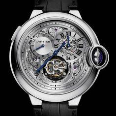 Reloj Ballon Bleu de Cartier |