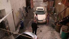 "Burn Notice 5x02 ""Bloodlines"" - Michael Westen (Jeffrey Donovan), Fiona Glenanne (Gabrielle Anwar) & Jesse Porter (Coby Bell)"