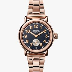 Shinola does well with the ladies!