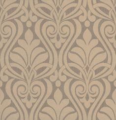 Albany Luna (FD66520) - Albany Wallpapers - A stunning all over geometric design with a felt texture and metallic background. Showing in beige and gold. Other colour ways available. Please request a sample for true colour match. Paste-the-wall products.
