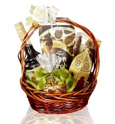 Ramadan gift baskets free delivery in toronto brampton and ramadan gift basket with assorted dates and date products perfect for ramadan free shipping negle Image collections