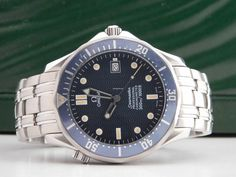 Omega Seamaster 300 m automatic 41 mm for $1,528 for sale from a Seller on Chrono24