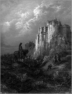 The Legend Of Camelot is the Classic King's Castle and Court ~ Filled With Great Lords And Beautiful Ladies ~