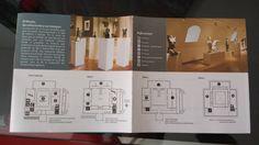 Este contenido es del mismo folleto del Museo Palacio Ferreyra el cual se encuentra en Córdoba Argentina. El texto es meramente informativo y sirve de guía para ubicar las  salas. Lo que me gusta de este folleto es que plantea la propuesta del Museo, lo cual ayuda al público a sabe que tipo de exposiciones puede encontrar ahí.