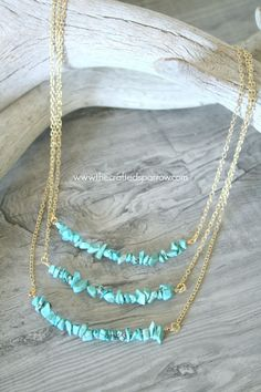 diy from the necklace from mimi - use extra beads for a pair of earrings?