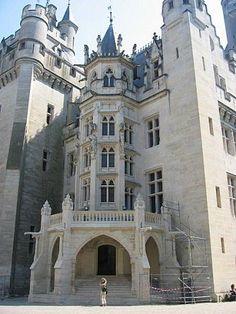 Château de Pierrefonds ~