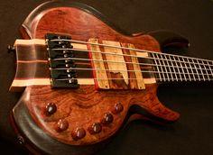 Wyn Guitars 5 string Bass