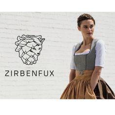 """51 Likes, 2 Comments - Natalie Brendel (@zirbenfux) on Instagram: """"Die Zirbenfux Prolog-Kollektion! 3... 2... 1... ✨💛 #zirbenfux #dirndl #daentstehtwas #design…"""""""