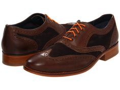 Cole Haan Air Colton Casual Wing Tip at Zappos.com