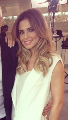 Love Cheryl Coles new hair colour. Ombre. Xfactor. Hair. Waves. http://www.modelsdirect.com/job-board/