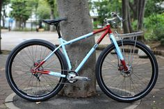 *SURLY* karate monkey | BUILT BY BLUE LUG - CUSTOMER'S BIKE CATALOG