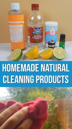 These natural cleaning products actually work. These 10 recipes to effectively clean your home without any dangerous chemicals. Includes recipes for a homemade all-purpose cleaner, bathroom cleaners and other chemical free cleaning recipes. Diy Cleaners, Cleaners Homemade, Bathroom Cleaners, Homemade Bathroom Cleaner, Household Cleaners, Homemade Cleaner Recipes, Diy Shower Cleaner, Homemade Toilet Bowl Cleaner, Natural Bathroom Cleaner