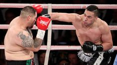 ANALYSIS: With their long-rumoured fight now a reality, here's how the two rivals match up in key aspects of the sweet science. Joseph Parker, News Blog, New Zealand, Two By Two, Science, Sports, Kiwi, Boxing, Connection
