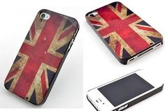 New British National Flag UK Image Hard Back Skin Case Cover for iPhone 4 4S in Cell Phones & Accessories | eBay