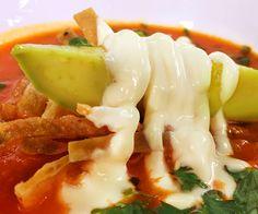Receta: Sopa de tomate y tortillas - Recetas - Estilo de Vida | Teletica