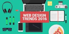 7 Web Design Trends For 2016