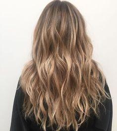 balayage color #hair