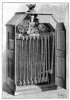 August 31, 1897 – Thomas Edison patents the Kinetoscope, the first movie projector.