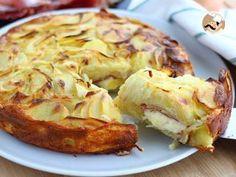 Gâteau à la raclette, Recette Ptitchef