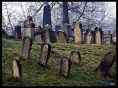 Alba Iulia Jewish cemetery.