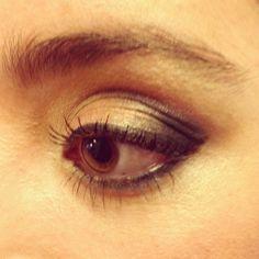 Beautiful eyeshadow