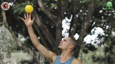 CONTACT JUGGLING - Rodrigo Ceribelli - Visual Juggling 2.0