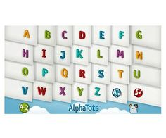 """Toddlers will love to learn the ABCs by """"building"""" robots, """"digging"""" for treasure, and """"zapping"""" alien spaceships...along with 26 other action verbs that help guide them through letters and sounds. The app features 26 puzzles and mini-games all geared towards helping your child learn the alphabet, as well as fun activities, like alphabet sing-a-longs and an interactive tool that encourages kids to recite the ABCs on their own. ($2.99, iPhone, iPad; $2.99, Android)"""