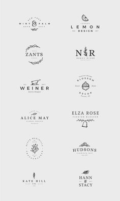 Home logo inspiration brand identity 56 Ideas Logo Restaurant, Logo Inspiration, Logo Branding, Branding Design, Brand Identity, Bakery Logo Design, 3 Logo, Food Logo Design, Vintage Logo Design