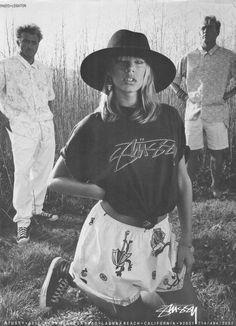 Stussy Summer 1986