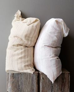 Shop for pure linen sheets in elegant designs at Garnet Hill. Perfect year-round, find airy, soft linen sheets sold separately or linen sheet sets. Linen Sheets, Linen Bedding, Eileen Fisher, Sheet Sets, Bedroom Decor, Bedroom Ideas, Throw Pillows, Garnet, Pure Products