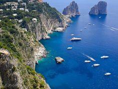 Capri, Italy: Take me back now!