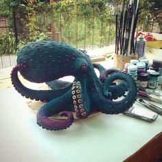Great Octopus by Tasha Vasilek!