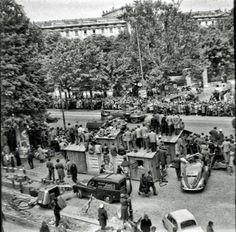 Ringstraße Vienna 1957