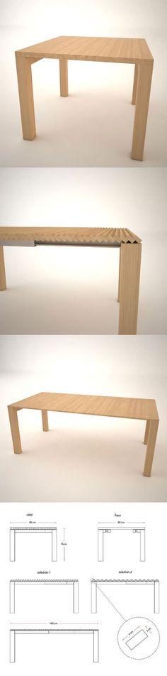 30 Tavoli Allungabili Moderni dal Design Particolare | MondoDesign.it