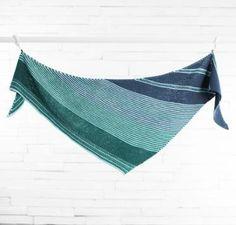 Drachenfels Shawl Knitting Kit