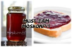 South African Recipes | MOSKONFYT (MUST JAM/GRAPE SYRUP) Jam Online, South African Recipes, Specialty Foods, Chutneys, Preserving Food, Zimbabwe, Lollipops, Afrikaans, Canning Recipes
