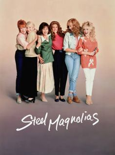 "Steel Magnolias Favorite line: (Dolly Parton as Truvy) ""Oh sweetheart don't. Please don't cry or I will too. I have a strict policy that nobody cries alone in my presence."""