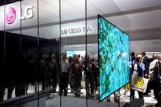 © REUTERS/Steve Marcus/File Photo FILE PHOTO: A 77-inch LG Signature W OLED television is displayed during the 2017 CES in Las Vegas LG Display Co Ltd outlined plans to invest $13.5 billion (10.37 billion pounds) to boost output of organic light-emitting diode (OLED) screens over the next...