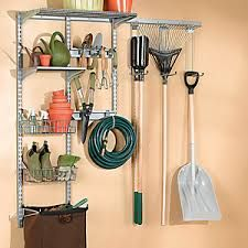 shed storage solutions - Google Search