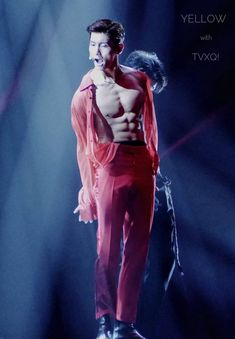 Tvxq Changmin, Chang Min, Hong Kong, Hot Guys, Joker, Concert, Sexy, Babys, Kpop