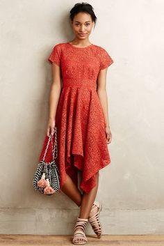 Maeve Prima Lace Dress