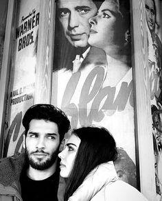 FikBel / Fiko Fikret Sibel / Özgü Kaya Baran Bölükbaşı / ÖzBar / Adı Efsane 🏀🌹 Turkish Actors, Best Couple, Actors & Actresses, Turkey, Mood, Couples, Celebrities, Celebs, Turkey Country