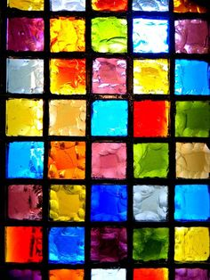 Baths Interior, Stained Glass Door, Art Nouveau, Through The Looking Glass, Light Art, Glass Panels, Colorful Decor, Colored Glass, Quilting Designs