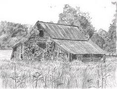 Image result for sketch barn house