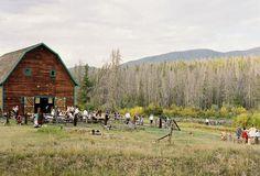 AA Barn Grand Lake, Colorado  Photo Credit: Abi Q Photography