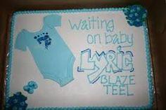 Image Result For Walmart Cake Designs Baby Shower Cakes Onesie
