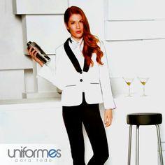 Los #uniformes son parte fundamental de la experiencia de marca con tus clientes, son la imagen de tu empresa. #UniformesparaTodo Visítanos www.uniformesparatodo.com